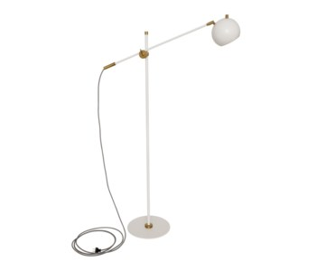 Orwell Floor Lamp OR700-WTWB
