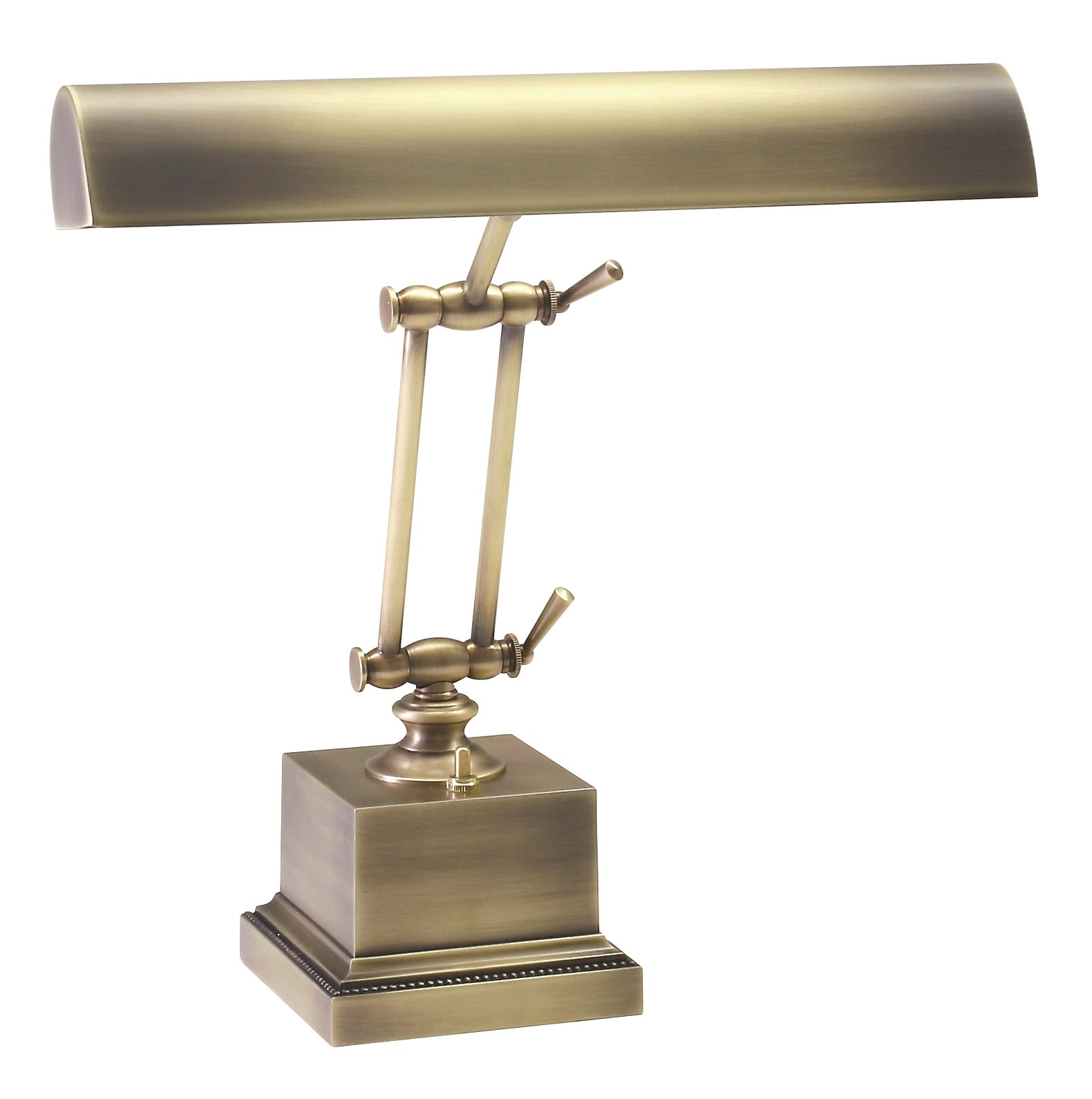 House of troy p14 202 ab piano desk lamp contemporary -
