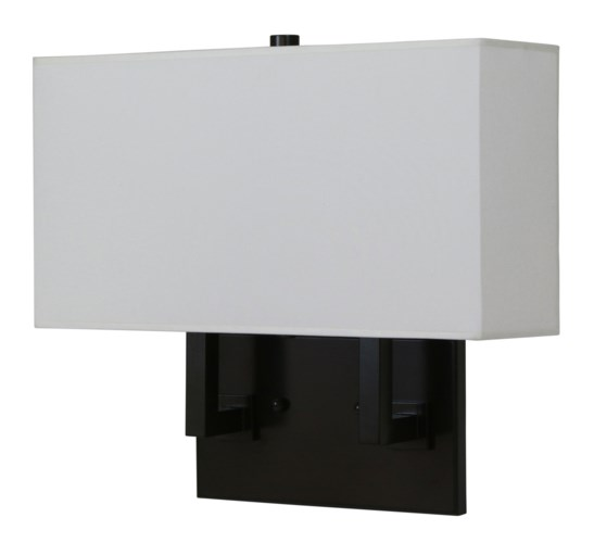 Decorative Wall Lamps wall sconce wl632-abz - decorative wall lamps - house of troy