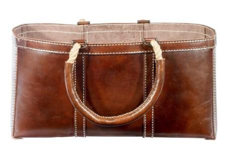 Adirondack Log Bag - Brown