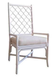 Ambrose Arm Chair - White