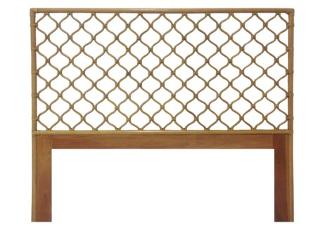 Ambrose King Headboard - Nutmeg