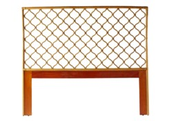 Ambrose Queen Headboard - Nutmeg