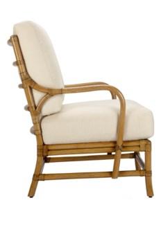 Ava Lounge Chair - Nutmeg