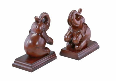 Bookends, Elephant