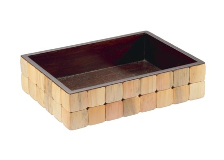 Barclay Amenities Tray - Pine