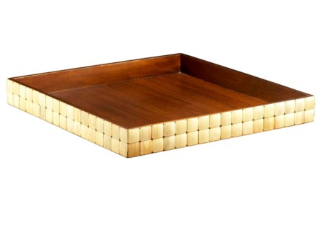 Barclay Serving Tray (Large-Square) - Pine