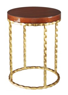 Bijou Side Table - Gold