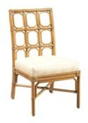 Brighton Side Chair - Nutmeg