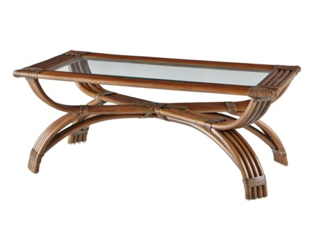 BonAdventure Coffee Table - Cinnamon