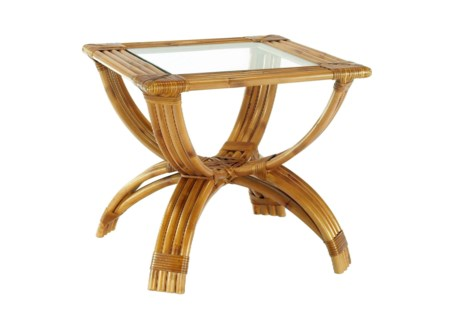 BonAdventure End Table - Natural