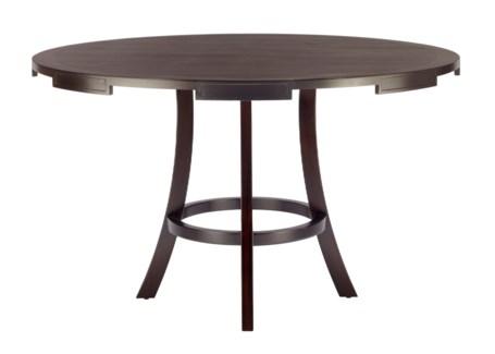 Camelot Dining Table - Ebony