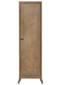 Caprice Tall Cabinet- Porcini