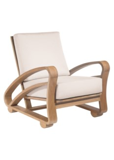 Cuban Lounge Chair - Teak*