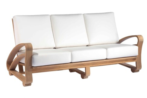 Cuban Sofa - Teak