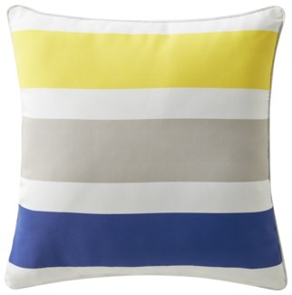 Rapee Cabana Splash Cobalt Cushion 20x20 (Outdoor)