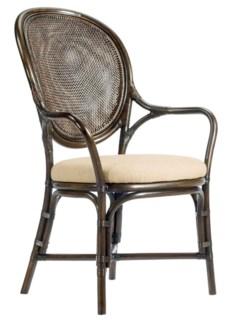Dahlia Arm Chair - Clove