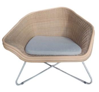 Deschutes Lounge Chair - Natural