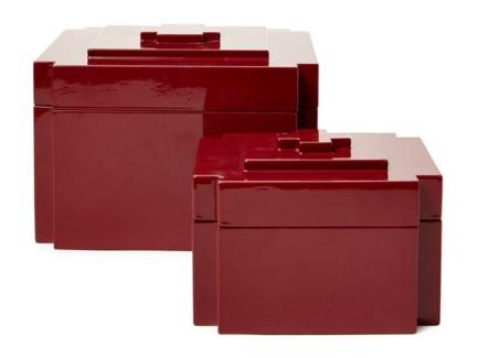 Deco Nesting Boxes (2) - Berry (7419C)