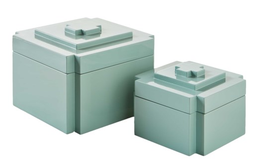 Deco Nesting Boxes (2) - Ice