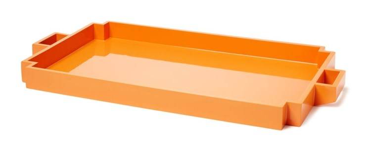 Deco Serving Tray - Orange (1575C)