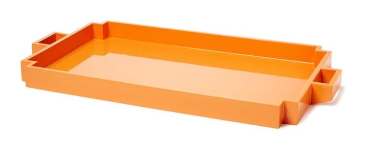 Deco Serving Tray - Orange (1575C)