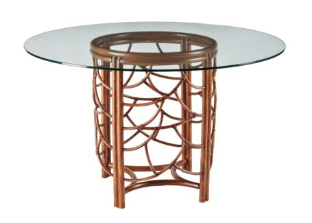 DOT Dining Table (base only) - Walnut