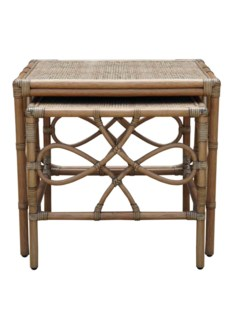 Elise Nesting Tables (2) - Nutmeg