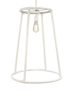 Elise Pendant Light - White
