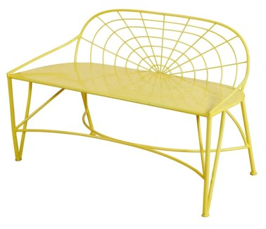 Mayfair Garden Bench - Verbena