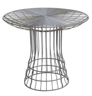 Mayfair Bistro Table - Dove Grey