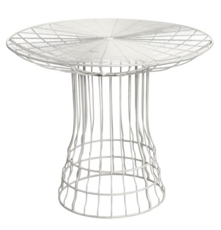 Mayfair Bistro Table - White