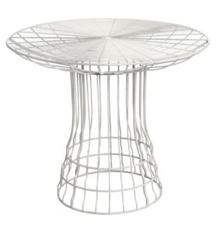 Mayfair Bistro Table - White