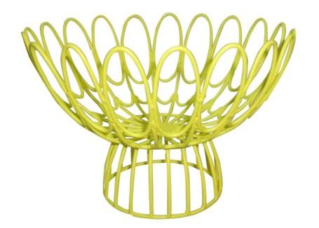 Floral Wire Bowl - Verbena