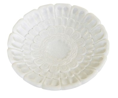 Mayfair Japanese Floral Marble dish