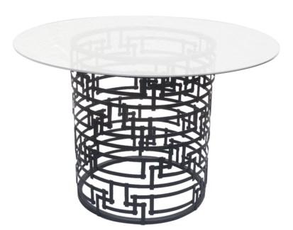 Yvans Geometric Base - Steel