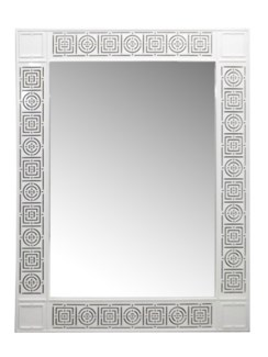 Mayfair Circles and Squares Mirror