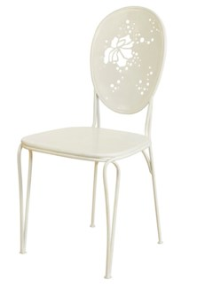 Mayfair Bistro Chair - White