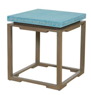 Shanghai Side Table - Jade