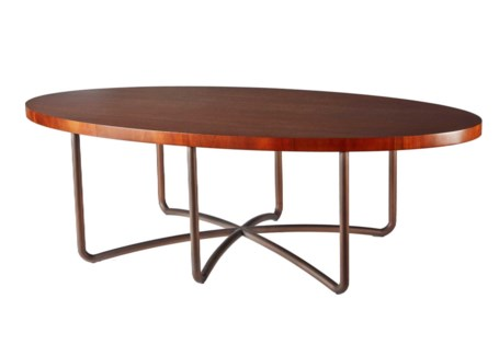 Henny Coffee Table - Bronze