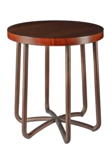 Henny Side Table - Bronze