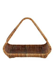 Hearth Pharoah Basket - Natural