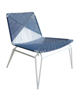 Inverness Occasional Chair - Blue