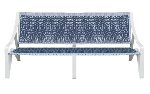 Inverness Sofa - Blue