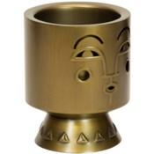 Justina Arthur Planter - Brass