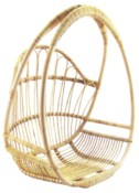 Justina Cohanga Hanging Chair - Natural