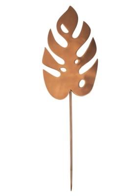 Justina Ephram Leaf - Copper