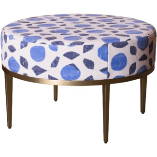 Faraja Coffee Table - Fez Blue
