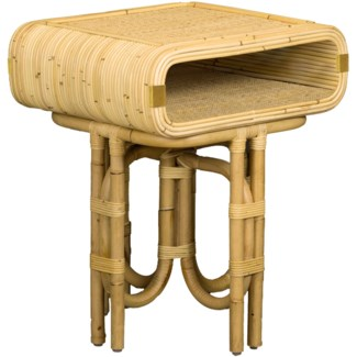 Gavin Side Table - Natural