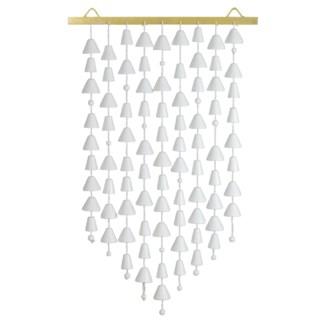Kerani Wall Hanging Small - White